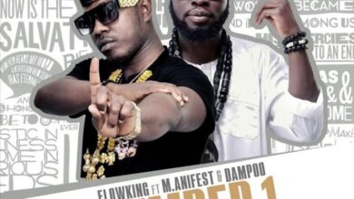 Photo of Flowking Stone – Number 1 ft. M.anifest & Dampoo (Prod. by Magnom)