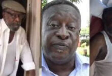 Photo of Video: 'Home Sweet Home' Actor Kojo Dadson recovering from stroke after 8 years