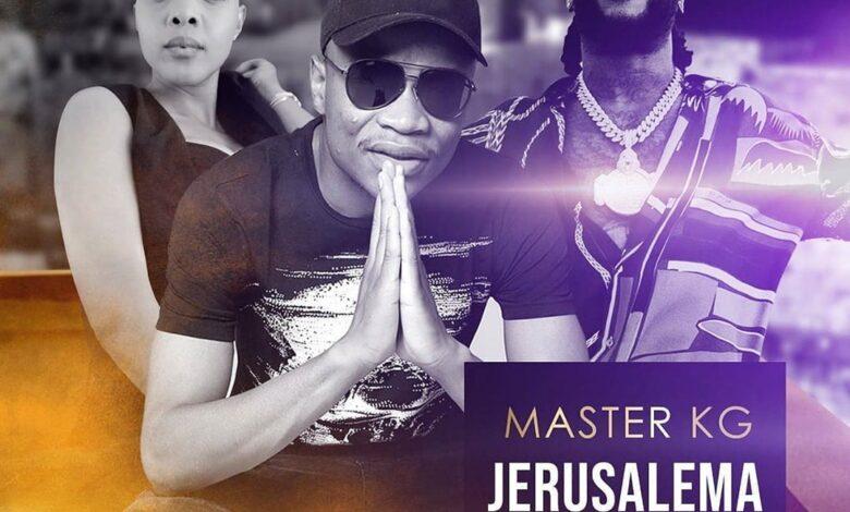 Master KG – Jerusalema Remix ft. Burna Boy Nomcebo 780x470 - Master KG - Jerusalema ft. Burna Boy & Nomcebo Zikode