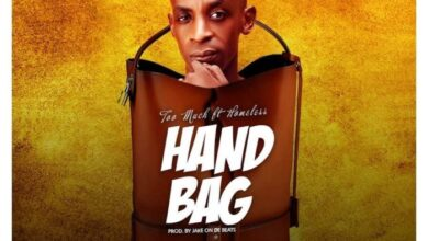 Photo of Too Much – Handbag ft. Homeless (Prod. by JakeOnDaBeat)