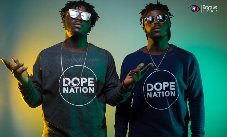 Dope Nation call it quits with Lynx Entertainment