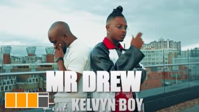 Photo of Mr Drew - Later feat. Kelvynboy (Official Video) +Mp3/Mp4 Download