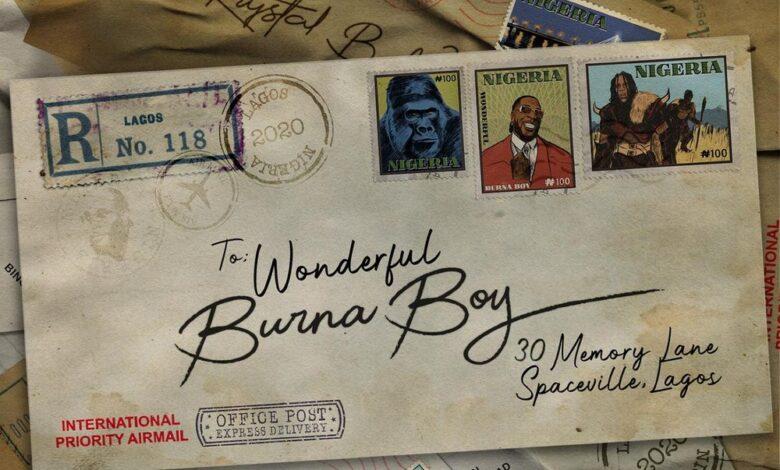 Photo of Burna Boy – Wonderful