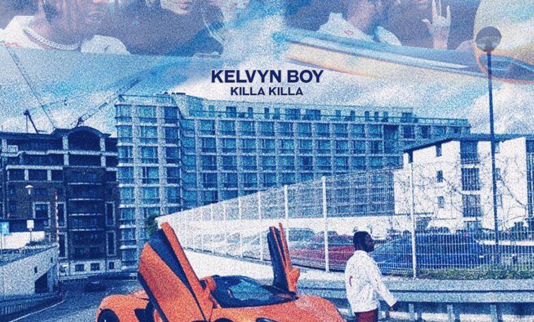 Kelvyn Boy – Killa Killa Prod. by Samsney 780x470 - Kelvyn Boy - Killa Killa (Prod. by Samsney)