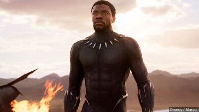 Photo of Black Panther star Chadwick Boseman dies at 43