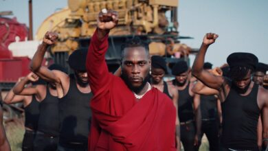 Burna Boy ft. Chris Martin - Monsters You Made (Official Video)