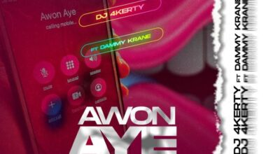 Photo of DJ 4kerty – Awon Aye ft. Dammy Krane
