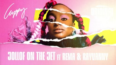 Photo of DJ Cuppy – Jollof On The Jet ft. Rema & Rayvanny