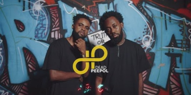 Video: Dead Peepol & Rich Kent - Otan Hunu (Official Video)