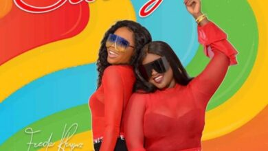 Photo of Freda Rhymz – Saucy ft. Sista Afia