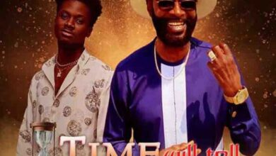 Photo of Download mp3; Pat Thomas – Time Will Tell ft. Kuami Eugene