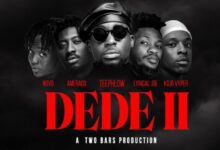 Photo of Teephlow – Dede 2 ft. Novo x Amerado x Lyrical Joe x Kojo Vyper