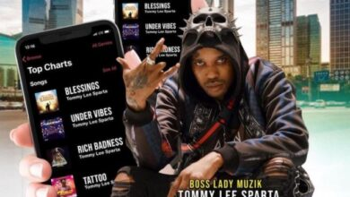 Tommy Lee Sparta - Hot Topic (Prod. by Boss Lady Muzik)