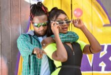 Photo of Wendy Shay ft. KelvynBoy – Odo (Official Video)