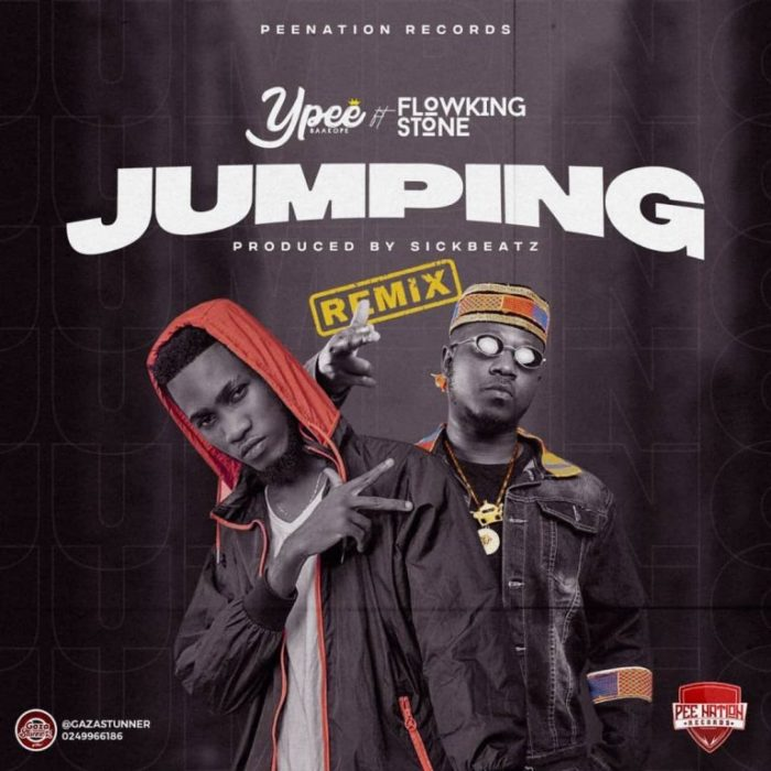 Ypee - Jumping Remix ft. Flowking Stone download mp3
