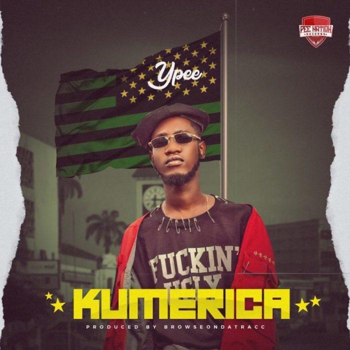 Ypee - Kumerica (Prod. by BrownOnDaTracc)