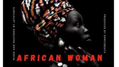 Photo of Bracket – African Woman (Prod. by Emmyz beatz)