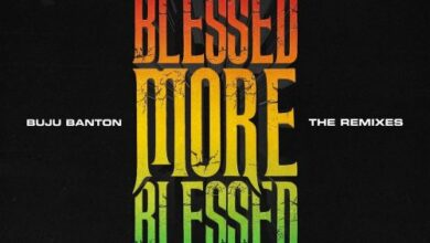 Photo of Buju Banton – Blessed [Remix ft. Patoranking]