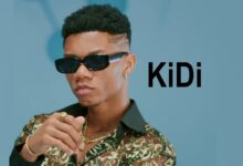 KiDi – Say Cheese (Remix) ft. Teddy Riley (Official Video)