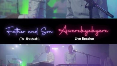 Photo of Video: Awerekyekyere – The Akwaboahs [Father & Son Remix]