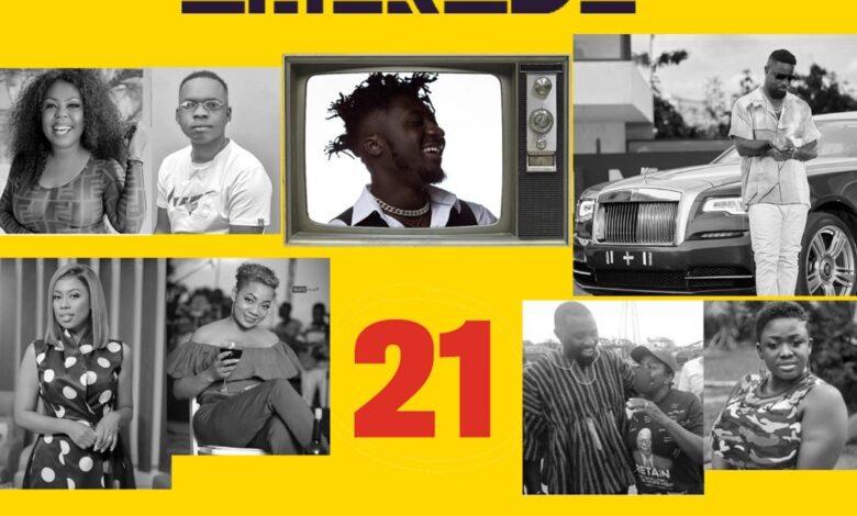 Amerado - Yeete Nsem (Episode 21)