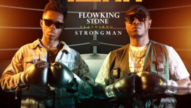 Photo of Flowking Stone – Barima Ne Hwan ft. Strongman