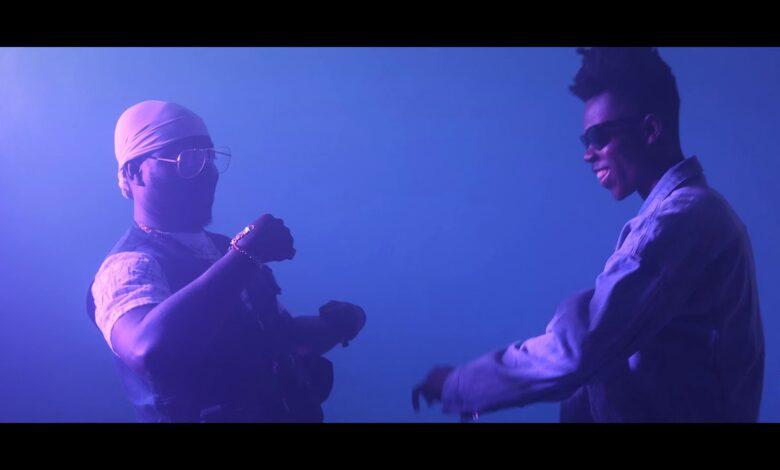 Flowking Stone ft. Strongman – Barima Ne Hwan (Official Video)