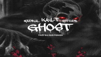 Photo of Kay-T – Ghost ft. Medikal x Ahtitude