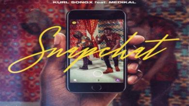 Photo of Kurl Songx ft. Medikal – Snapchat