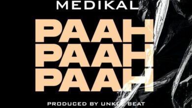 Photo of Medikal – Paah Paah Paah (Prod. by Unkle Beatz)
