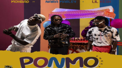 Photo of Mohbad – Ponmo Sweet (feat. Naira Marley & Lil Kesh)