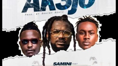 Photo of Samini – Ak3jo ft. Kelvyn Boy x Larruso (Prod. by Brainy Beatz)