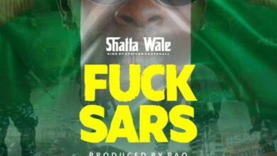 Photo of Shatta Wale – Fvck SARS