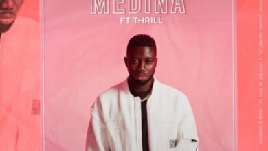 Photo of Briano – Medina ft. Thrill (Prod. by Briano)