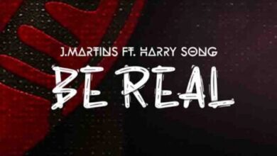 Photo of J Martins – Be Real ft. Harrysong