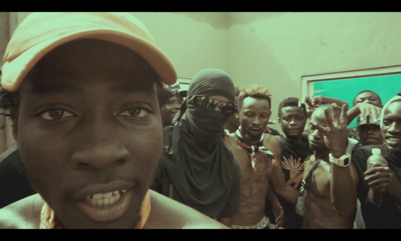 Jay Bahd - Condemn ft. City Boy, O'Kenneth, Reggie, Kwaku DMC (Official Video)