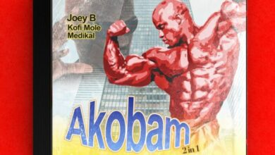 Photo of Joey B – Akobam ft. Medikal & Kofi Mole