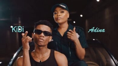 Photo of Kidi ft. Adina Thembi – One Man (Official Video)