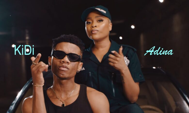 Kidi ft. Adina Thembi - One Man (Official Video)