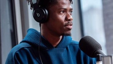 Photo of Kwesi Arthur – BET Hip Hop Cypher 2020 (Freestyle)