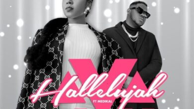 Photo of MzVee – Hallelujah ft. Medikal (Prod. by Kizzy)