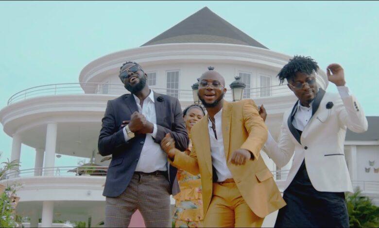 Killbeatz ft. King Promise & Ofori Amponsah - Odo Nti (Official Video)