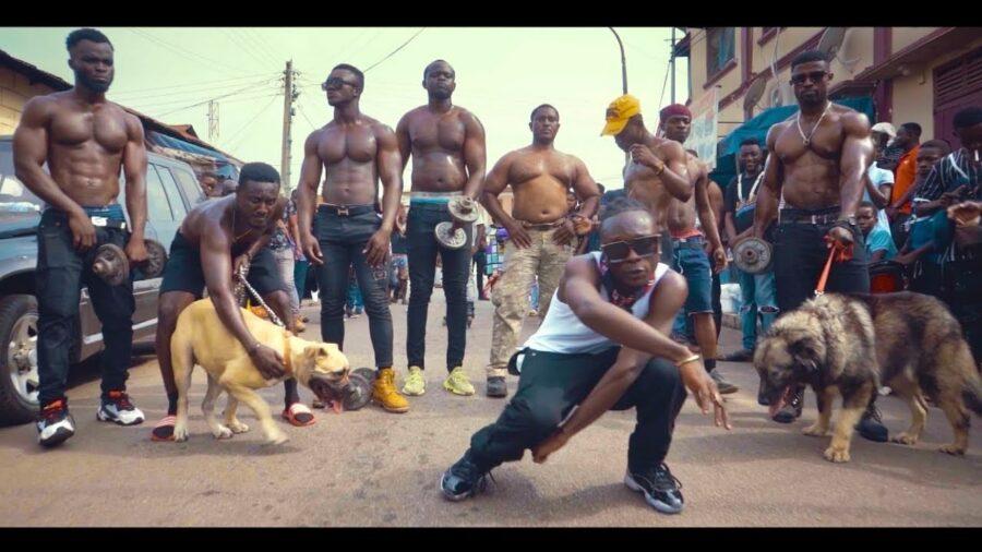 Kofi Jamar ft. Yaw TOG & Ypee - Ekorso (Official Video)
