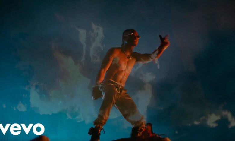 Lil Kesh - Yagi Level (Official Video)