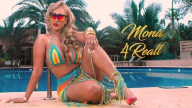 Mona 4Reall (Hajia4Real) - Badder Than (Official Video)