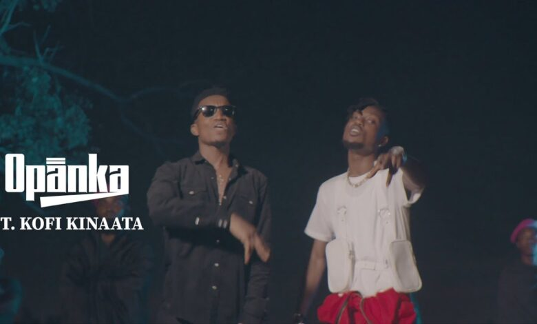 Opanka - Hold On ft. Kofi Kinaata (Official Video)