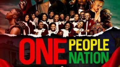 Photo of Stonebwoy – One People One Nation ft. Various Artists