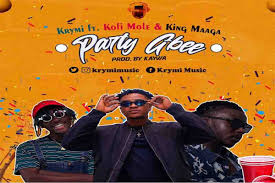 Photo of Krymi – Party Gbee ft. Kofi Mole & King Maaga