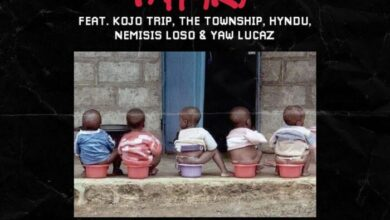 Photo of Pappy Kojo – 1 Sima ft. Kojo Trip, The Township, Hyndu, Nemisis Loso & Yaw Lucaz