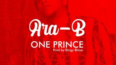 Photo of Ara-B – One Prince (Prod. by Bingy Blaze)